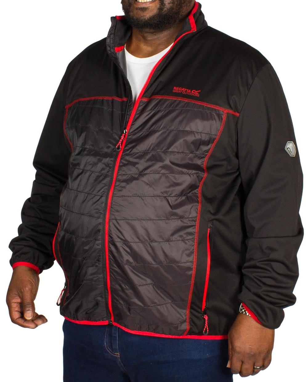 Regatta Walson Hybrid Jacket - Black