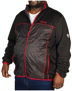 Regatta Walson Hybrid Jacket - Black
