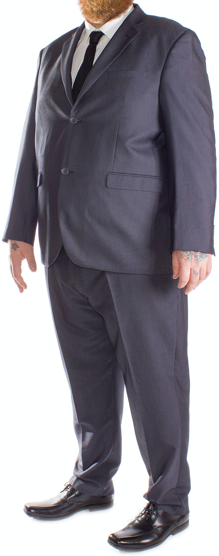 Alben Sharp Suit Grey
