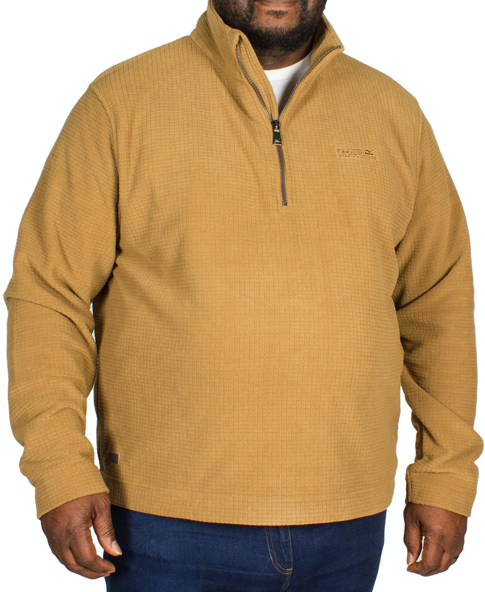 Regatta Elgon III Half Zip Fleece - Camel