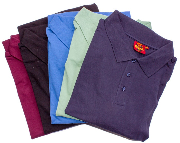 Cotton Valley Plain Polo Shirt