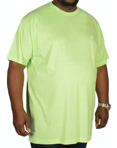 Bigdude Marl Effect T-Shirt Green