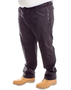 Carabou Action Combat Trousers Black
