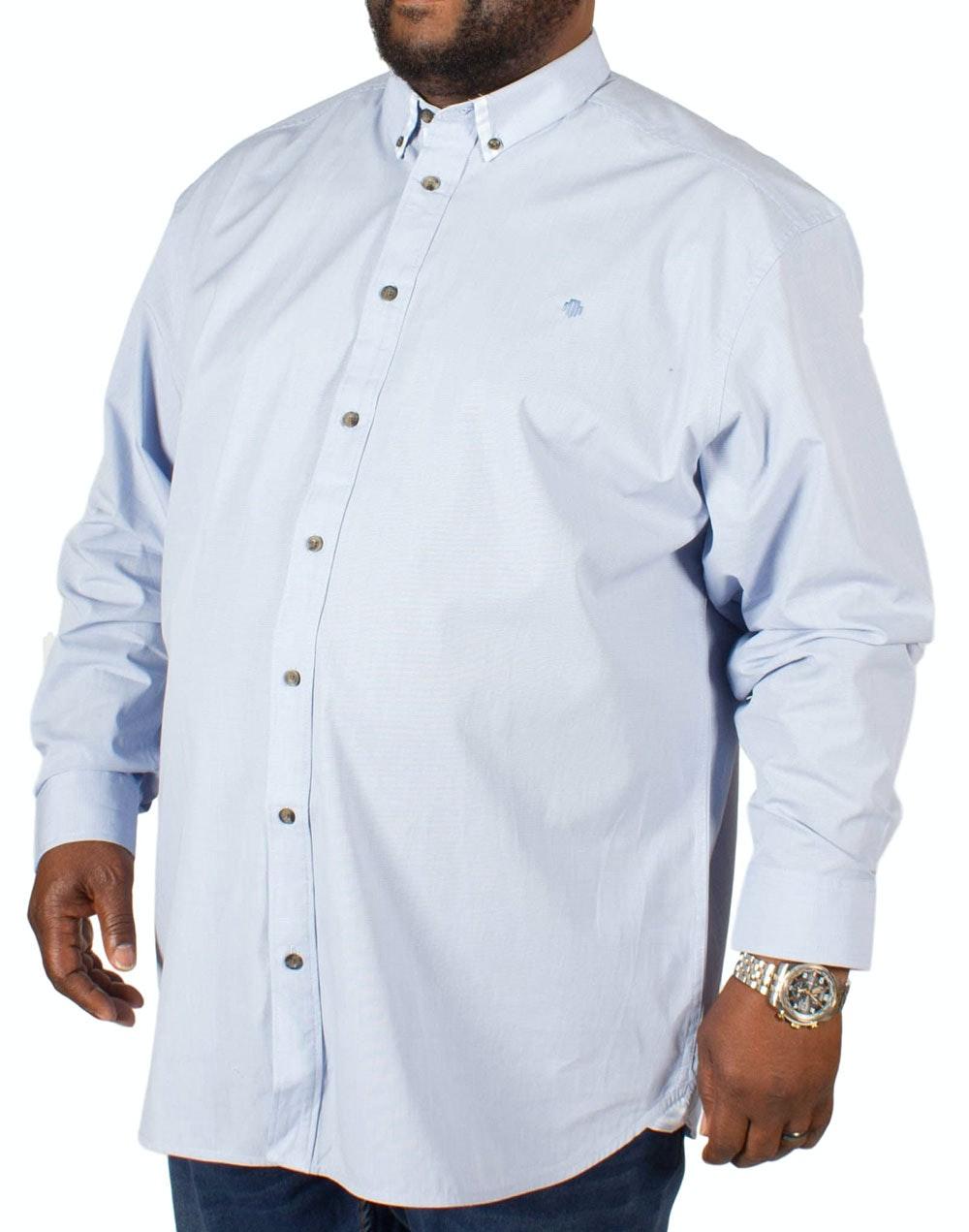 Mish Mash Gage Long Sleeve Shirt Blue
