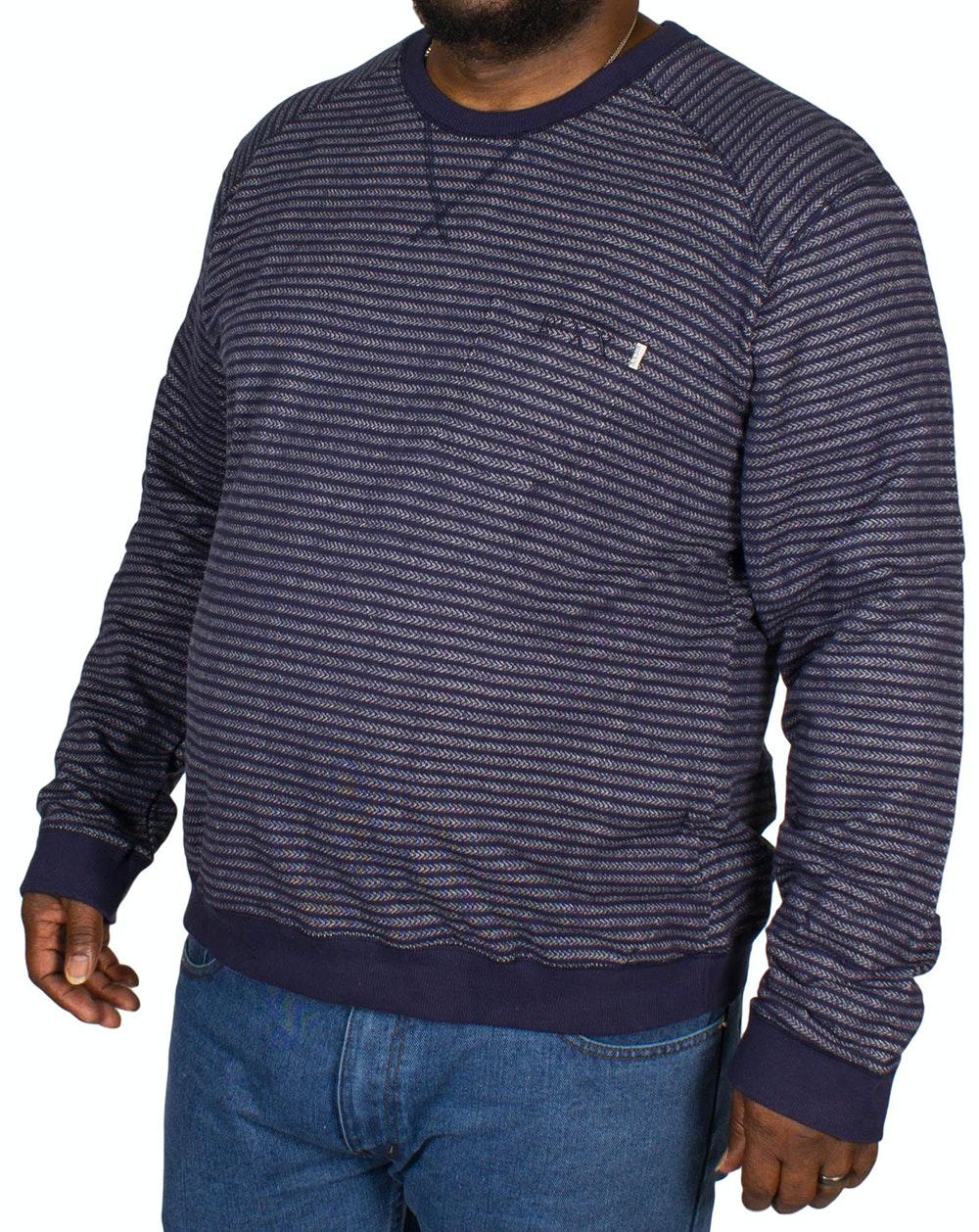 Mish Mash Flynn Sweater Navy