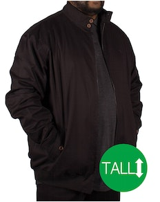 D555 Windsor Harrington in Black Tall