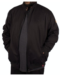 D555 Windsor Harrington in Black