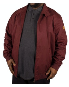 D555 Windsor Harrington in Burgundy