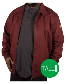 D555 Windsor Harrington in Burgundy Tall