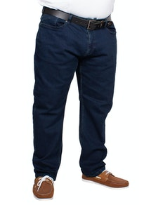 D555 Tadcaster Stretch Jeans Dark Navy