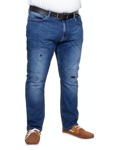 D555 Hayden Stretch Jeans Stone Wash