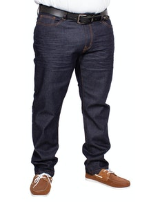 D555 Abraham Stretch Jeans Dark Navy