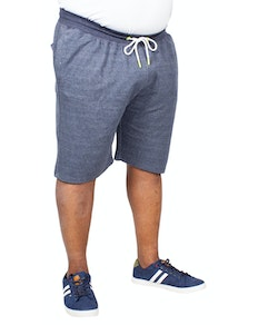 D555 Hawkins French Terry Shorts Blue