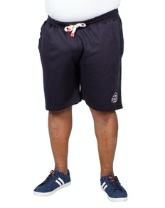 D555 Harvey Fleece Shorts Navy