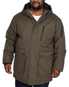 Bigdude Utility Coat Khaki