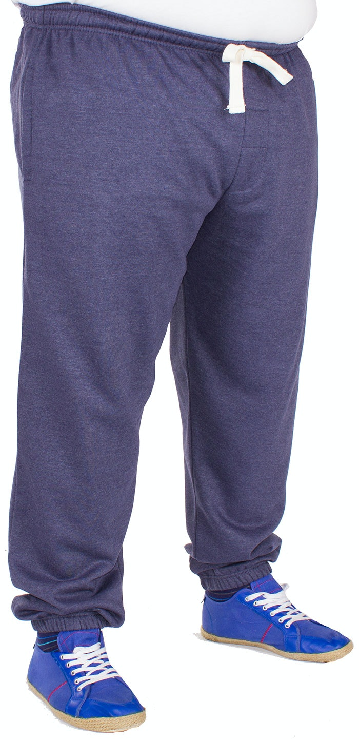 Baum Elasticated Joggers Denim