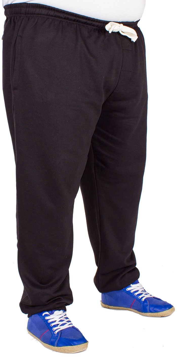 Baum Elasticated Joggers Black