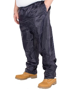 Baum Waterproof Trousers Navy