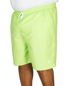 Bigdude Plain Swim Shorts Green