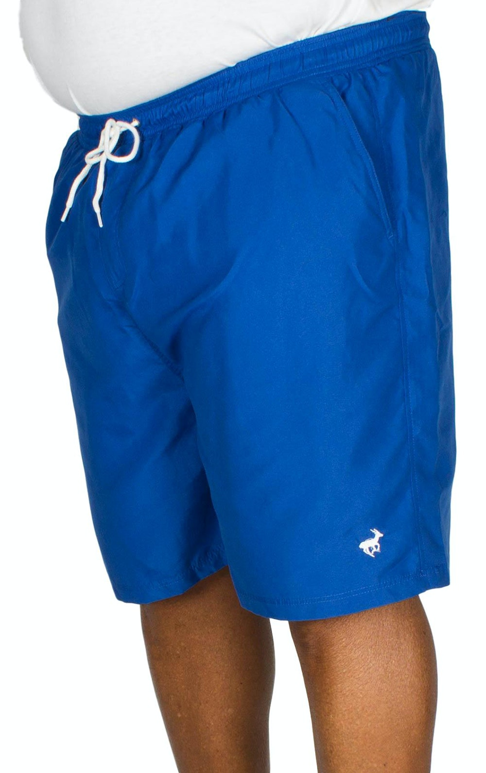 Bigdude Plain Swim Shorts Royal