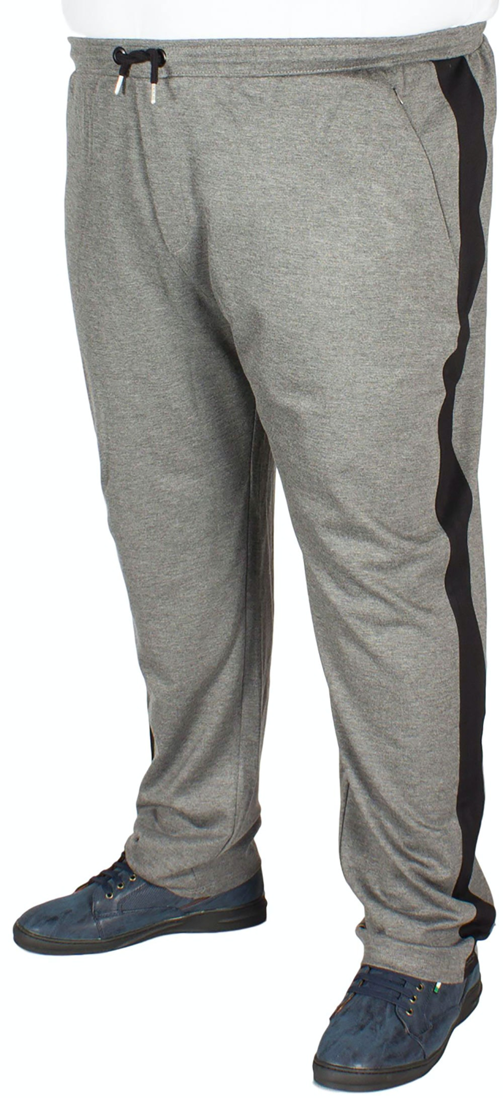 Espionage Stretch Joggers Charcoal
