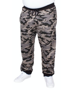 Bigdude Camouflage Joggers Grey