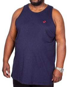 Bigdude Signature Vest Navy