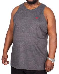 Bigdude Signature Vest Charcoal