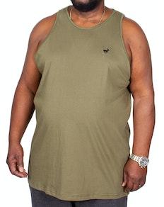 Bigdude Signature Vest Khaki Tall