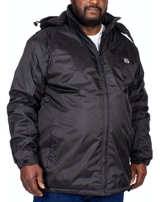 Carabou Padded Jacket Black