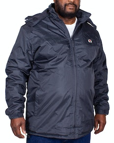 Carabou Padded Jacket Navy