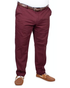 Skopes Antibes Stretch Chino Mulberry