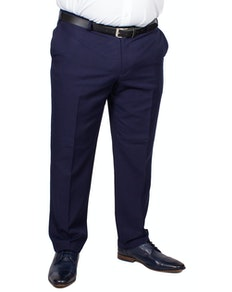 Skopes Nyborg Check Trousers Navy