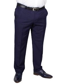 Skopes Nyborg Check Trousers Navy
