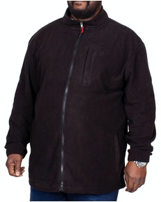 Bigdude Fleece Jacket Black