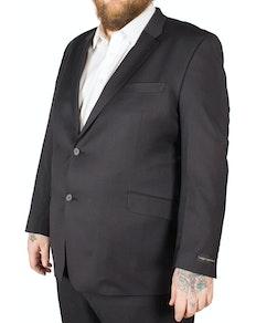 Hugo James Pin Stripe Jacket Black