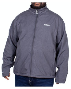 Regatta Carby Softshell Water Repellent Jacket Grey