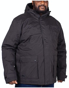 Regatta Sterlings Waterproof Insulated Jacket Black