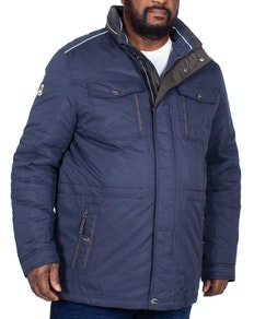 Red Point Luis Jacket Navy