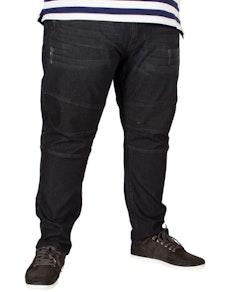 D555 Domenic Tapered Fit Biker Jeans