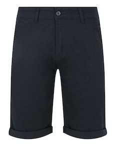 Bigdude Stretch Chino Shorts Navy