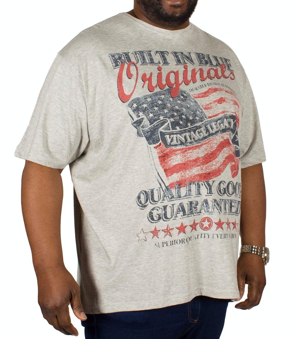 Pierre Roche Flag Print T-Shirt