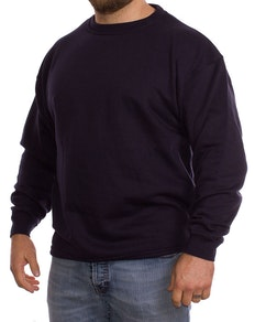 Absolute Apparel Navy Sweater
