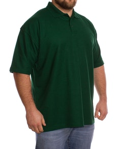 Bottle Green Polo Shirt