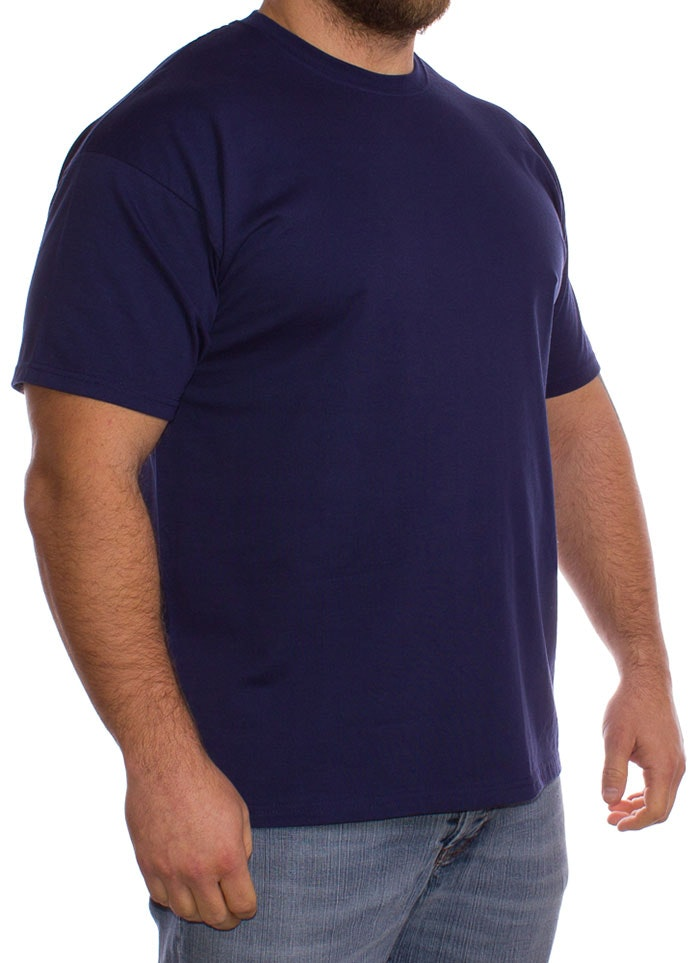 Fruit Of The Loom Plain Navy t-shirt