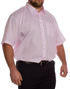 Rael Brook Pink Short Sleeve Shirt