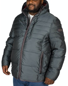 Redpoint Charlie Jacket Charcoal