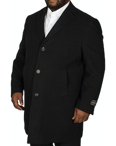 Skopes Euston Overcoat Black