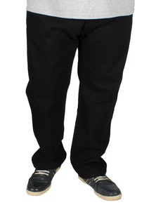 Tough Mens Jeans Black