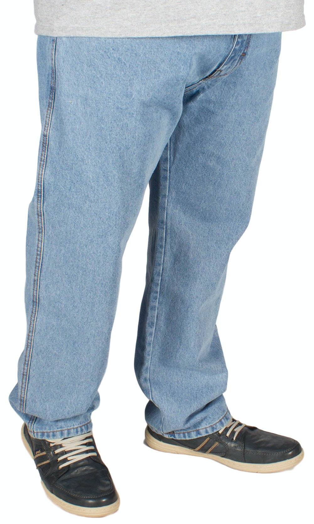 Tough Mens Jeans Light Wash